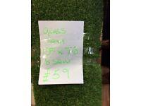Artificial grass rem