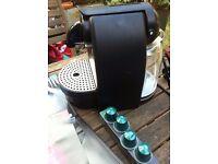 Nespresso Essenza coffee machine