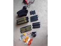 Scalextric Bundle - 5 cars approx 8m track