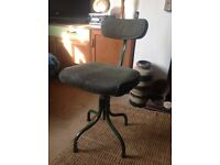 Retro vintage desk/office chair