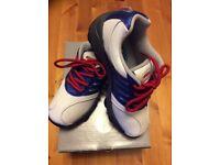 Hi Tec Junior Golf Shoes,NEW in box,U.K.1 ,DT Speeder