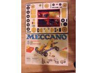 Vintage Meccano Motorised Set 5