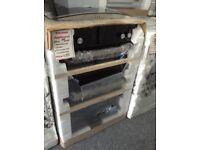 Beko intergrated 90cm double fan oven. £325 RRP £400. NEW/graded 12 month Gtee
