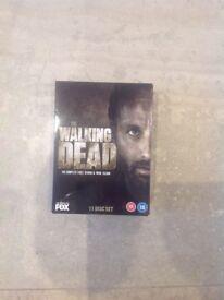 Walking Dead DVD Box Set Seasons 1-3