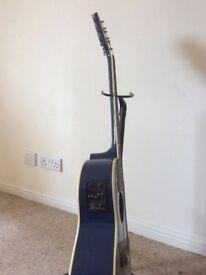 Manitoba Electro-acoustic Guitar