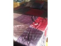 Double DUVET and Cover / Toppers /Towels/ etc... £ 10'