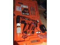 Paslode IM360CI first fixt nail gun