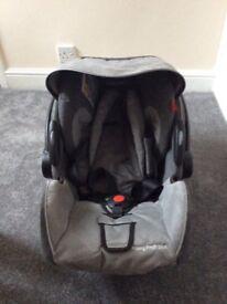 Recaro car seat ISO fix base