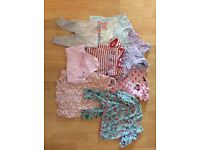 Girls bundle 3-6 months