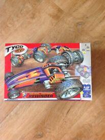 Tyco Rewinder Remote control car