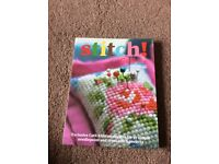 Stitch! Cath Kidston designs for Cross Stitch and Needlepoint Book