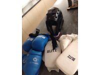 taekwondo sparring kit for ITF