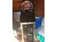Roulette/ Poker Free Standing Machine