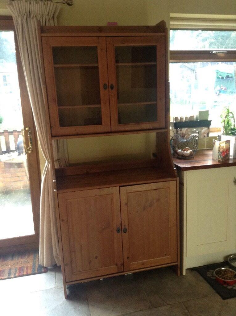 Ikea Welsh Dresser In Lutterworth Leicestershire Gumtree