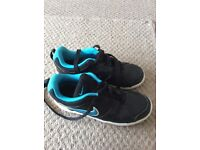 Junior Nike trainers size 4