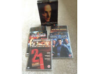 """Boxed set DVDs """"Sean Penn collection"""""""