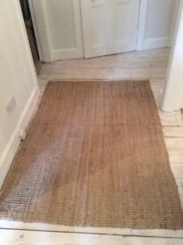 Jute rug for sale
