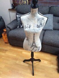 Dress makers model