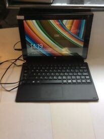 Linx 10 tablet and keyboard