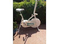 WEIDER X-RAY 640 Exercise bike.