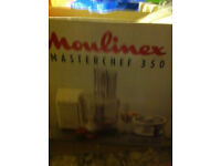 Moulinex Masterchef 350 food processor