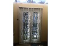 Banham Collapsible Security Grille