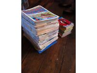 Beano Comics 1989-1994 assorted. Job lot over 150 issues.