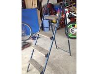 Step ladders ideal for decorating