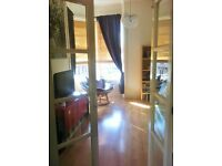 Partick 2 bed flat for 2 bed house with garden :)