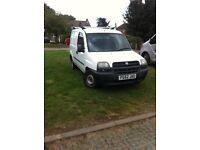 Fiat doplo van great 1st van