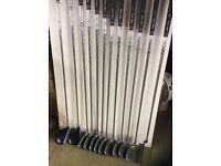 Peter Alliss golf club set