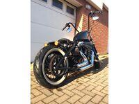 Harley Davidson Hardtail 1200cc bobber