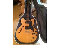 EPIPHONE 335 DOT SEMI ACOUSTIC Re-advertised