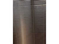 Venetian blinds with wand and all fittings, 2 ft wide x 6 ft drop, vgc - West Kirby, Wirral