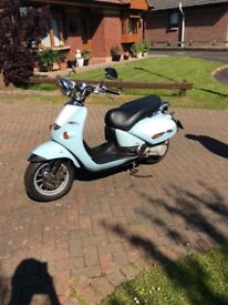 FOR SALE: 2000 Apricilia Habana Custom .125cc
