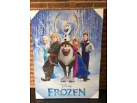 Disney Frozen canvas print
