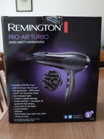 Remington Pro-air Turbo Hairdryer