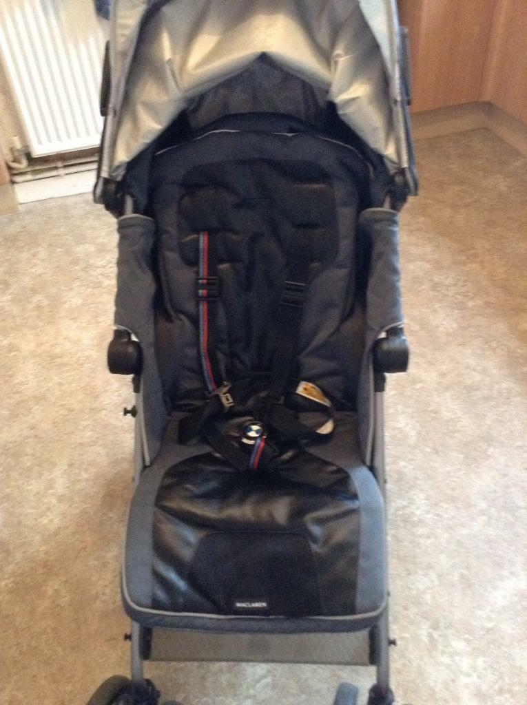 BMW pushchair