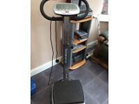 Body Sculpture BMI500 Power Trainer Vibration machine