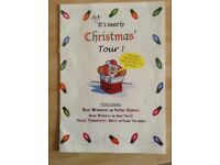A 1997 The It's Nearly Christmas Tour Programme with Rick Wakeman