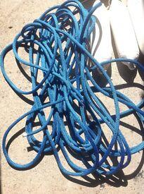 23 metres 15mm braided rope