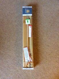 25mm Natural Hardwood Venetian Blind