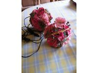 Novelty Floral Table Lamps