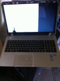 HP 15-J184sa 1TB Intel Core i5 4th Gen 2.5GHz 4GB Notebook Laptop J1Y24EA - Spares or Repairs