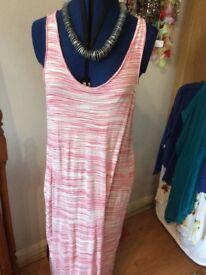 New, next, beach / holiday dress, size 16/18