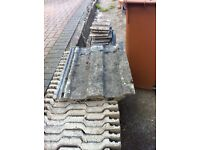 FREE Marley Ludlow roof tiles approx 330