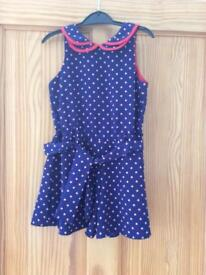 Girls playsuit