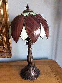 Pair of Tiffany Table Lamps