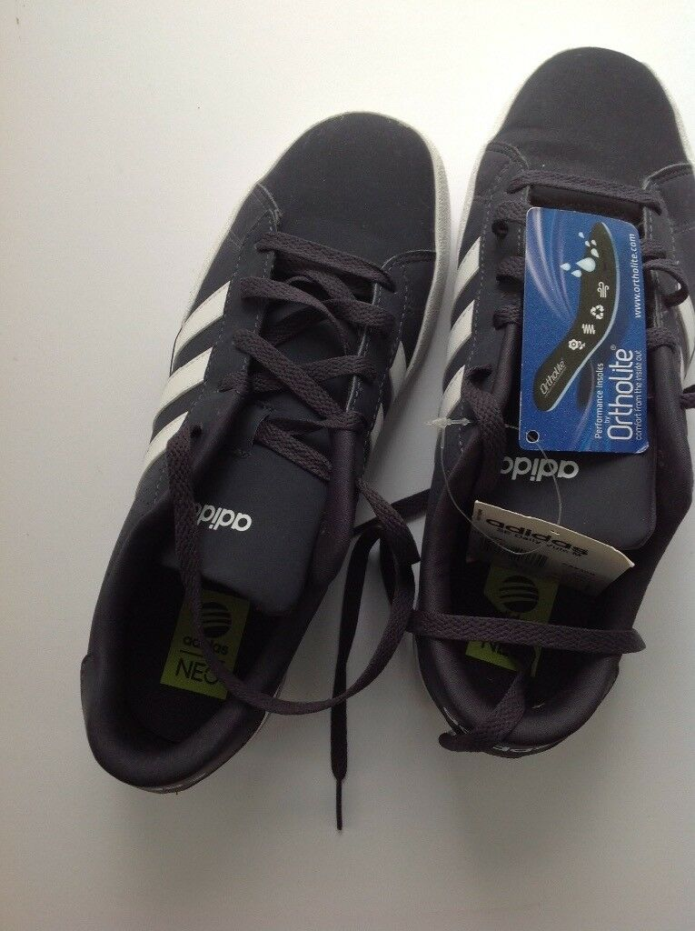 d3939582f42 Adidas Neo Ortholite Trainers Size 7