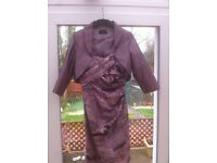 Mother of Bride/Groom dress and jacket